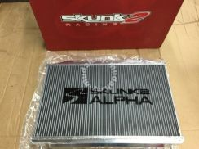 S2 Skunk2 Alpha Radiator Honda Civic FD2 Type R