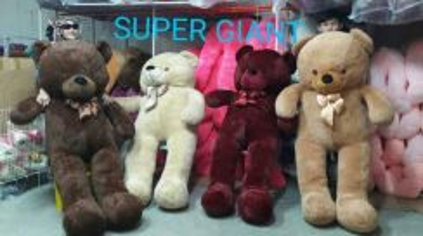 Teddy bear besar saiz giant