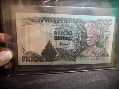 1000Ringgit ahmad don 90% new