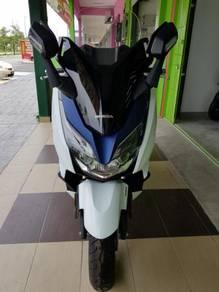 Honda cbu forza *special gift*ready stock !!!