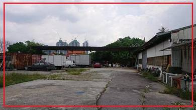 Industri Land, Taman Keramat, (6 min to KLCC) Kuala Lumpur (Q 2151)