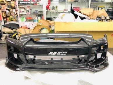 Carbon Fiber Bumper Nissan GTR R35 GTR35