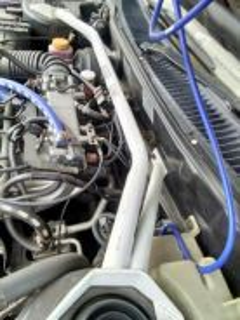 BAR ULTRA RACING DAN DISTRIBUTOR WIRA 1.5cc