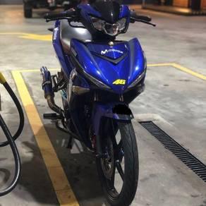 2018 Yamaha Y15ZR Movistar