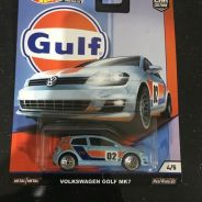 Gulf Volkswagen Golf MK7