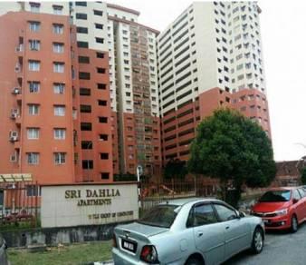 [LOW COST TERBATAL] Seri Dahlia Apartment,Bandar Seri Putra Kajang