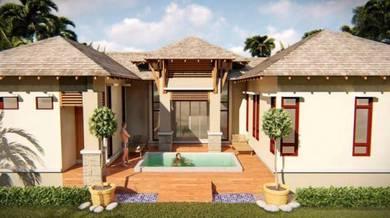 Banglo Tropika Ala Resort,Telong,Bachok