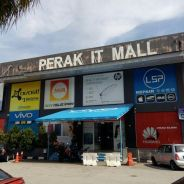 Tenanted Freehold lot in Perak IT Mall Ipoh