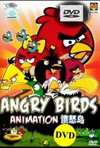 Angry Birds Chinese Animation Series DVD