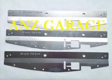 Racetech Radiator Cooling Plate Mitsubishi Evo 456