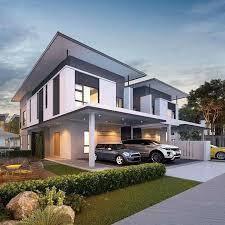 New project 2sty semi d bungalow Bangi Selangor