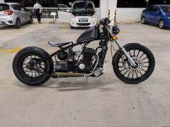 Bobber cmc 350 full custom