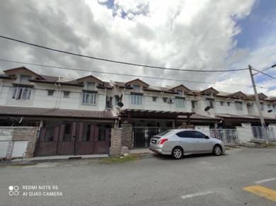 NEAR SURAU RENOVATED Double Storey Terrace Taman Puncak Saujana Kajang