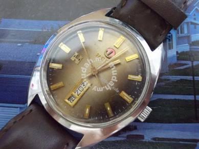 Vintage Rado Golden Castle automatic watch