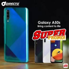 Galaxy A50S (6.4