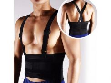 Sport Gym Workers Waist Back Support Belt ★
