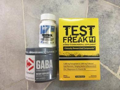Test booster usa , freak, GAt testrol