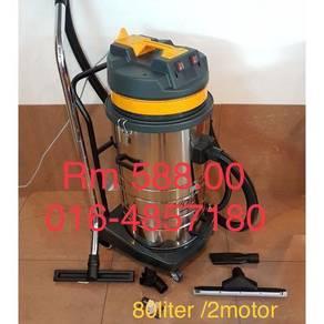 Vacuum cleaner 80liter