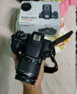 Canon 600d bebas calar good condition