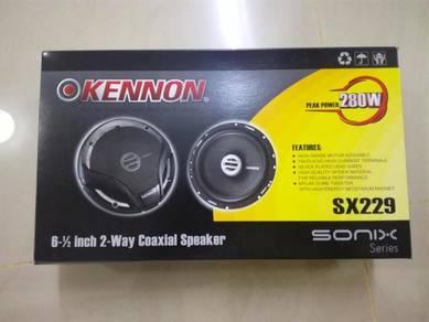Kennon 6.5inch speaker SX229 280 WATTS
