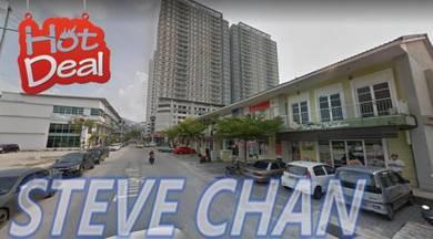 (1st Floor) The One Terrace Plus 1040SF Bayan Baru (FACING MAIN ROAD)