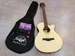Brandnew 40 inc Acoustic Guitar with pickup
