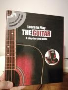 Learn To Play The Guitar A Step-By-Step Guide DVD