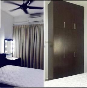 Medium Room For Rent At Oug Parklane Kuala Lumpur