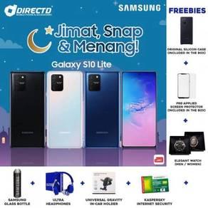 SAMSUNG GALAXY S10 lite (8GB RAM/128GB) + 7 HADIAH