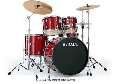 Tama Imperial Star, 5 Pieces Drum Kit, CPM