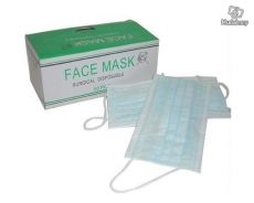 3 ply Surgical Face Mask-Haze Bad Air Jerebu Asap