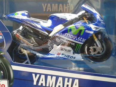 Moto GP 2014 Yamaha Movistar No. 99