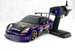 RC powerful Drift car 1:10 4WD RTR upgraded/']
