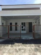 First hand 2 years old Single storey house for sale in Miri area