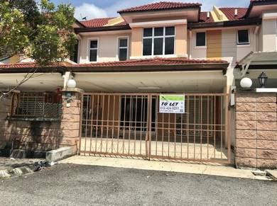 Bandar Laguna Merbok Double Storey Terrace House