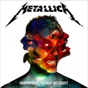 Metallica Hardwired.To Self Destruct 180g 2LP
