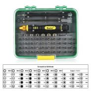 51 in 1 Professional Portable Opening Tool Compact