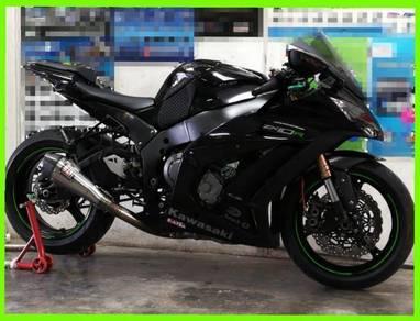 2011 Kawasaki ninja zx10r zx-10r