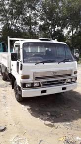 Dalhatsu Lorry 3 tan