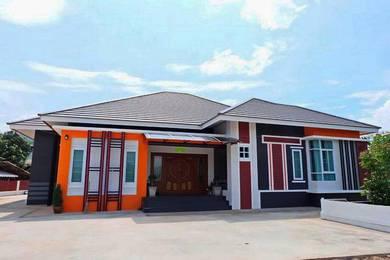 Bina Banglo Atas Tanah Sendiri