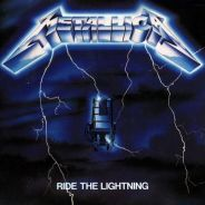 Metallica Ride the Lightning 180g LP