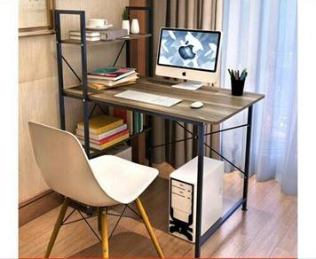 Modern home office table / Meja study 04