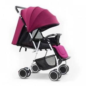 Premium Baby Stroller Berkualiti Yang Ringan