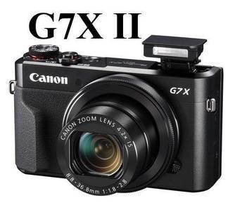 NEW Canon PowerShot G7X G7 X MK II Digital Camera