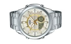 Casio World Time 10 Year Battery Watch AMW-810D-9A
