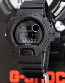 Casio G SHOCK BLACK OUT DW-6900BB-1 -ORIGINAL