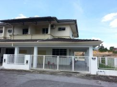 Double Storey Terrace Corner at Samarahan, near to UNIMAS
