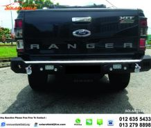Ford Ranger Rear Bull Bar BAR WITH LED SPORT LIGHT