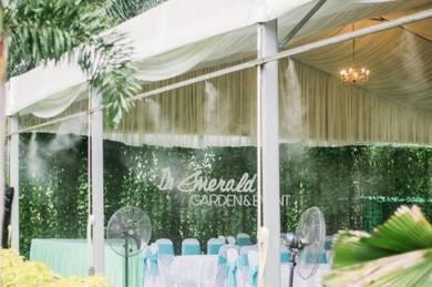 Dewan Perkahwinan Dengan Gaya Marquee Tent