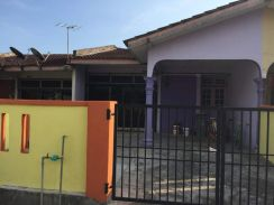 Rumah sewa Taman Dato Mohd Taha